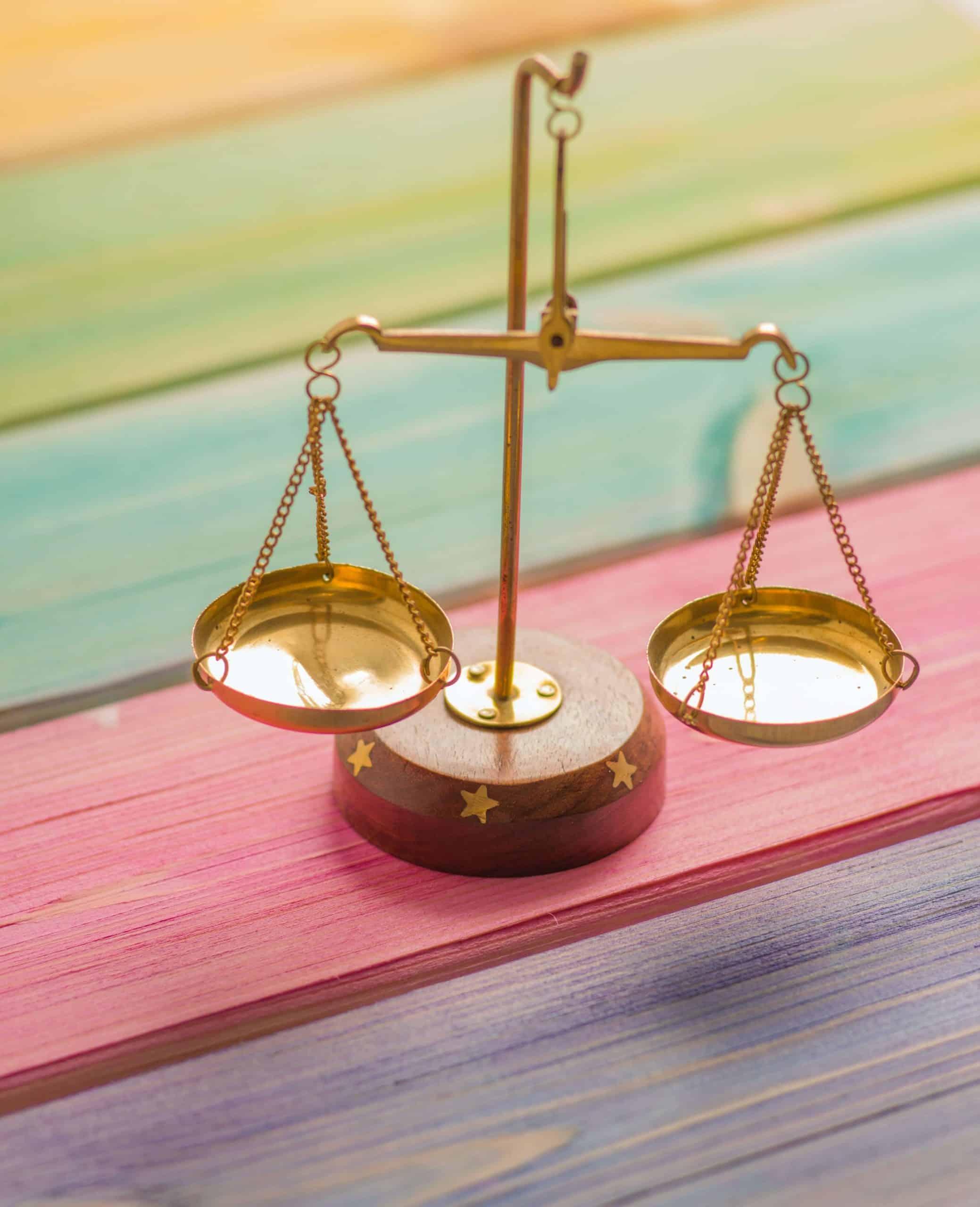 purpose and profit balance