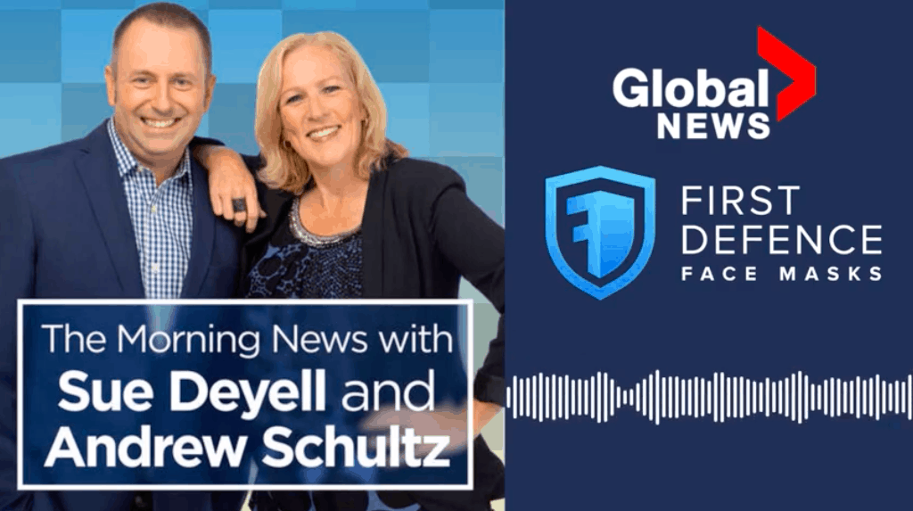 Beau Taylor chats with Sue Deyell & Andrew Schultz at Global News Radio 770 CHQR