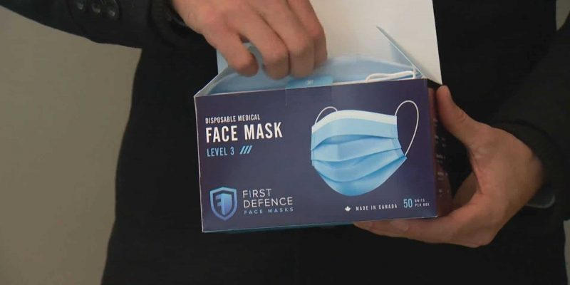 Global News | From masks to tests, Calgary companies stepping up in COVID-19 fight